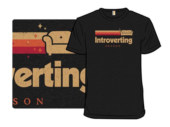 Introvert Season T Shirt