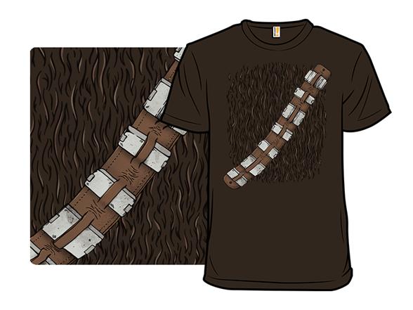 My Wookiee Costume T Shirt
