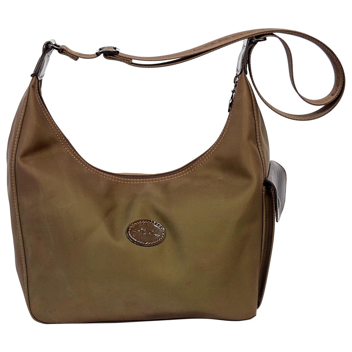 Longchamp \N Brown handbag for Women \N
