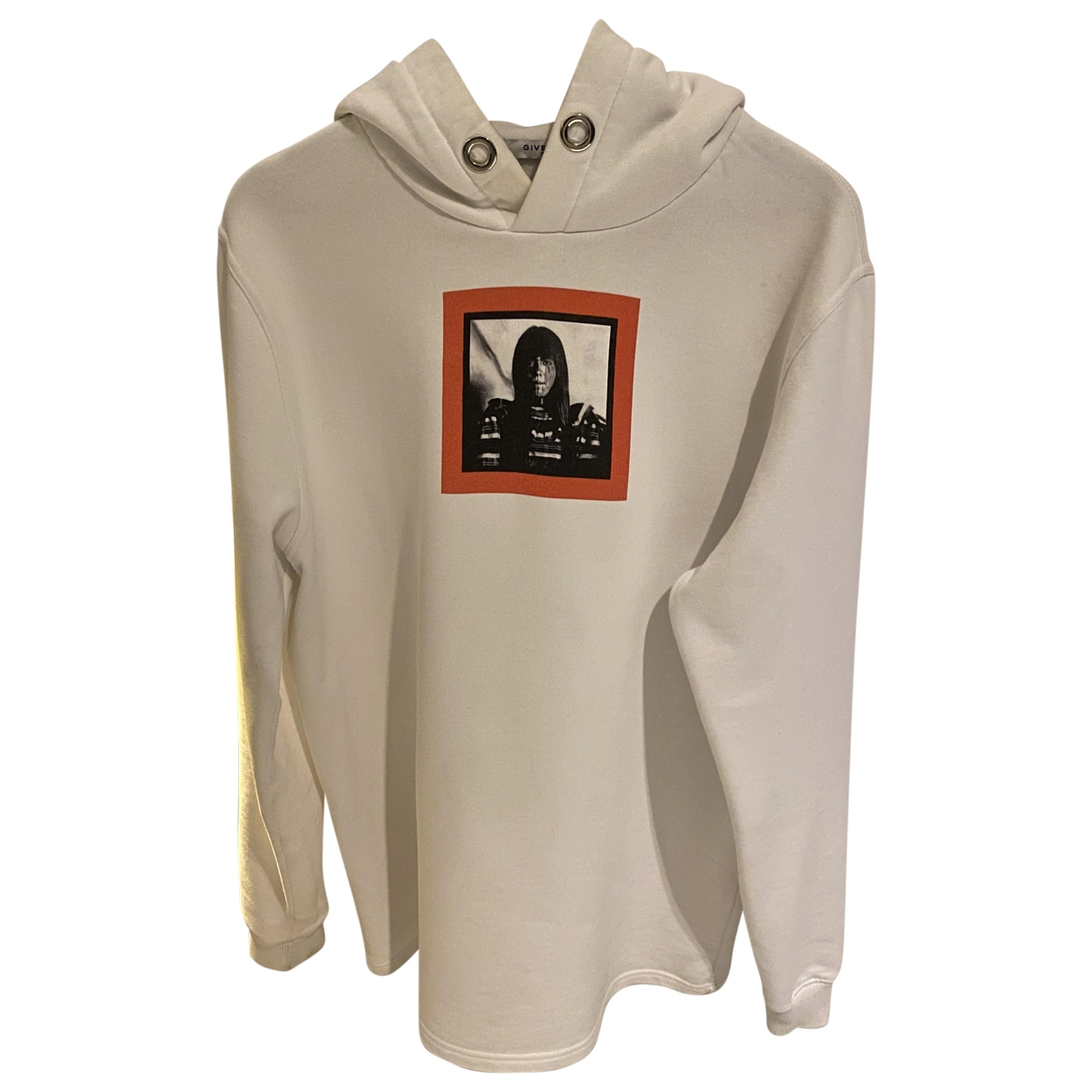 Givenchy \N White Cotton Knitwear & Sweatshirts for Men M International