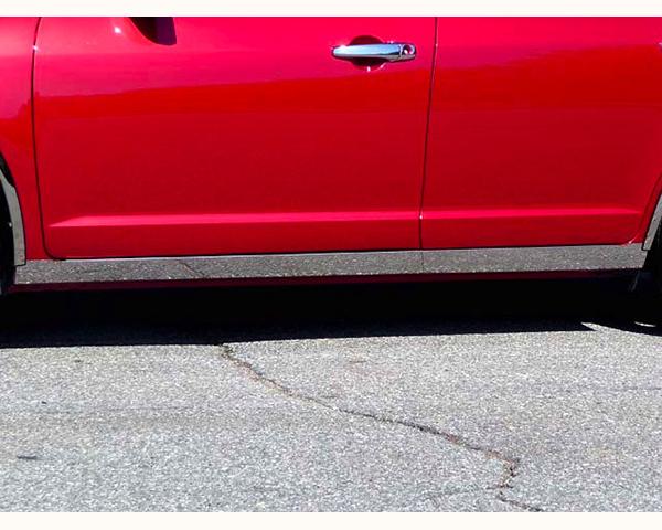 Quality Automotive Accessories 4-Piece Rocker Panel Accent Trim Kit Ford Fusion 2010