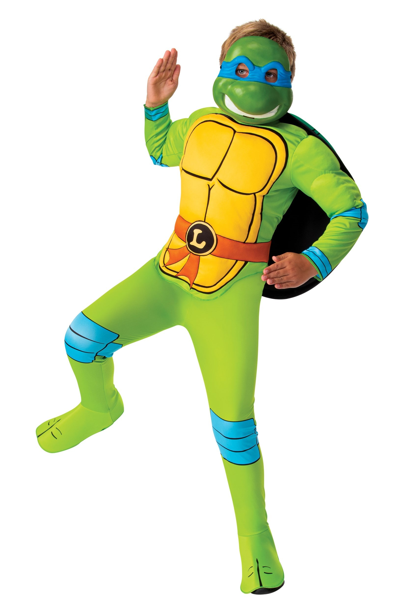 Child TMNT Classic Leonardo Costume