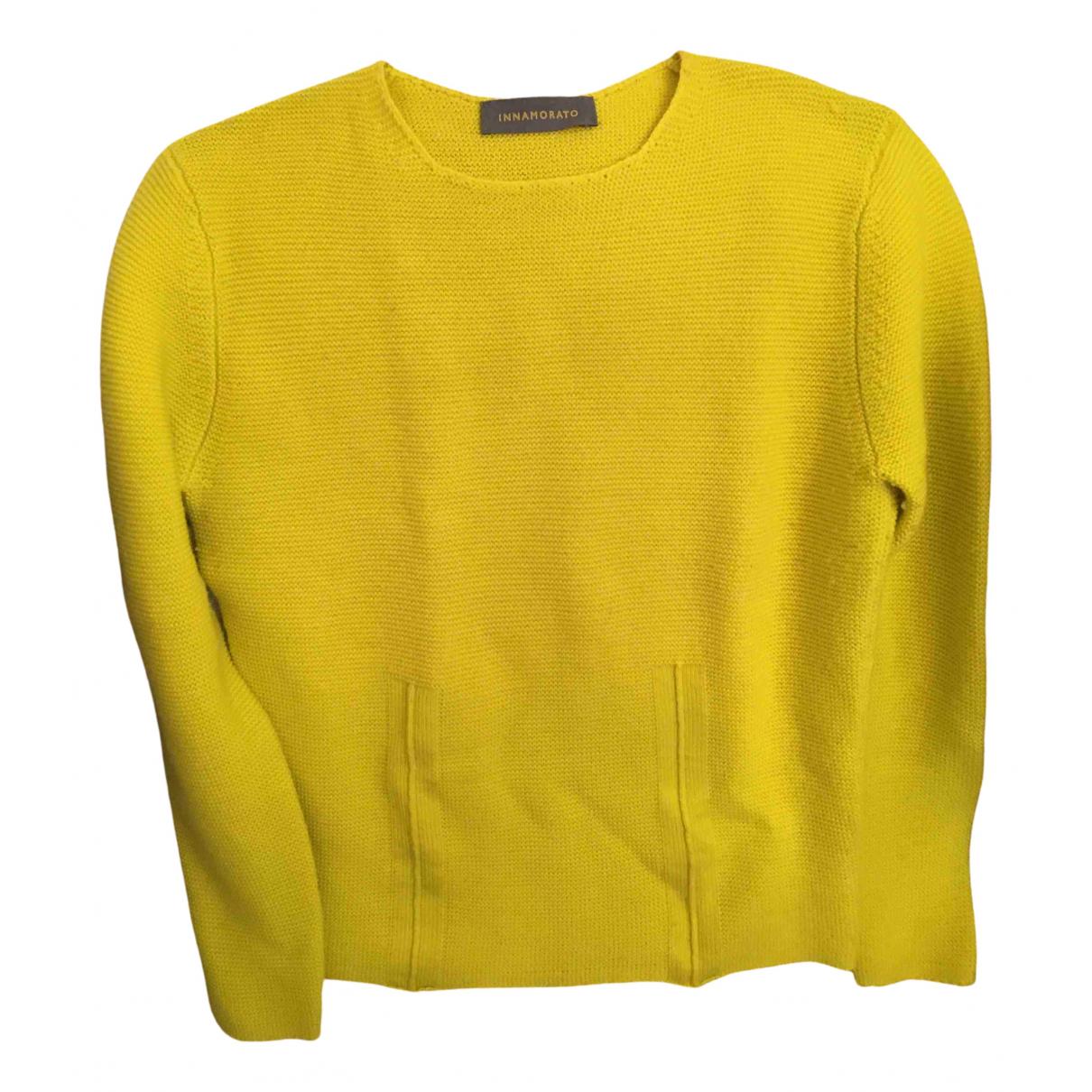 Innamorato \N Pullover in  Gruen Kaschmir