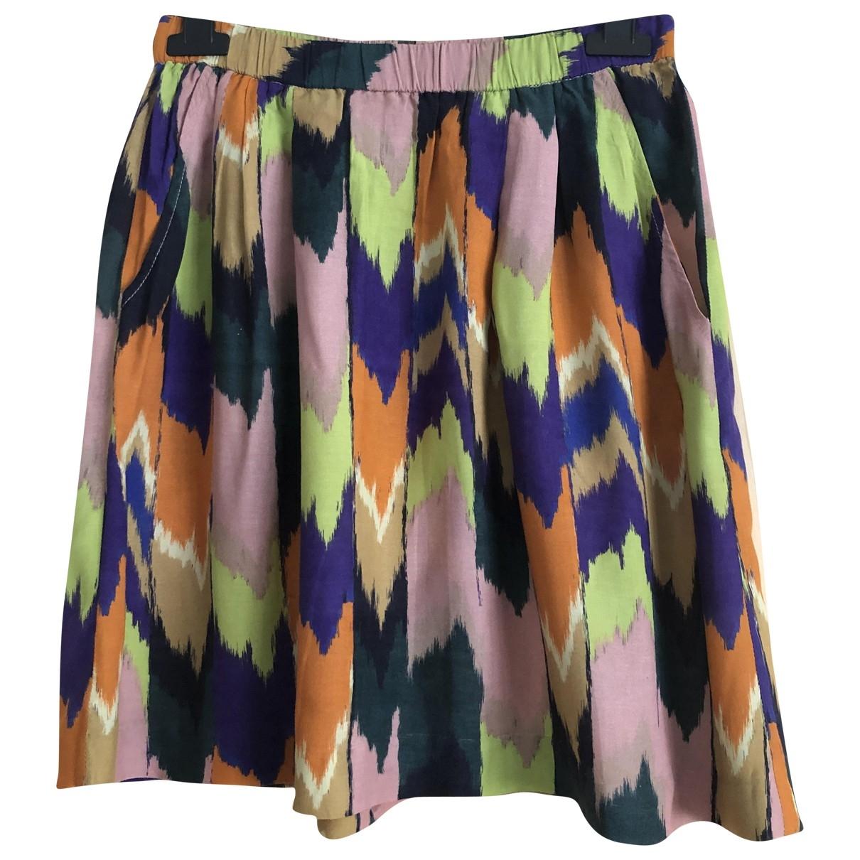 Pablo \N Multicolour skirt for Women 40 FR