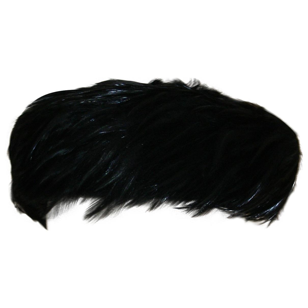 Yves Saint Laurent - Chapeau   pour femme en autre - noir
