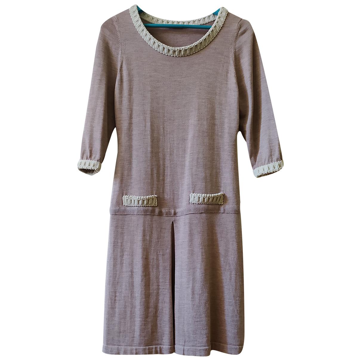 Ermanno Scervino \N Kleid in Wolle