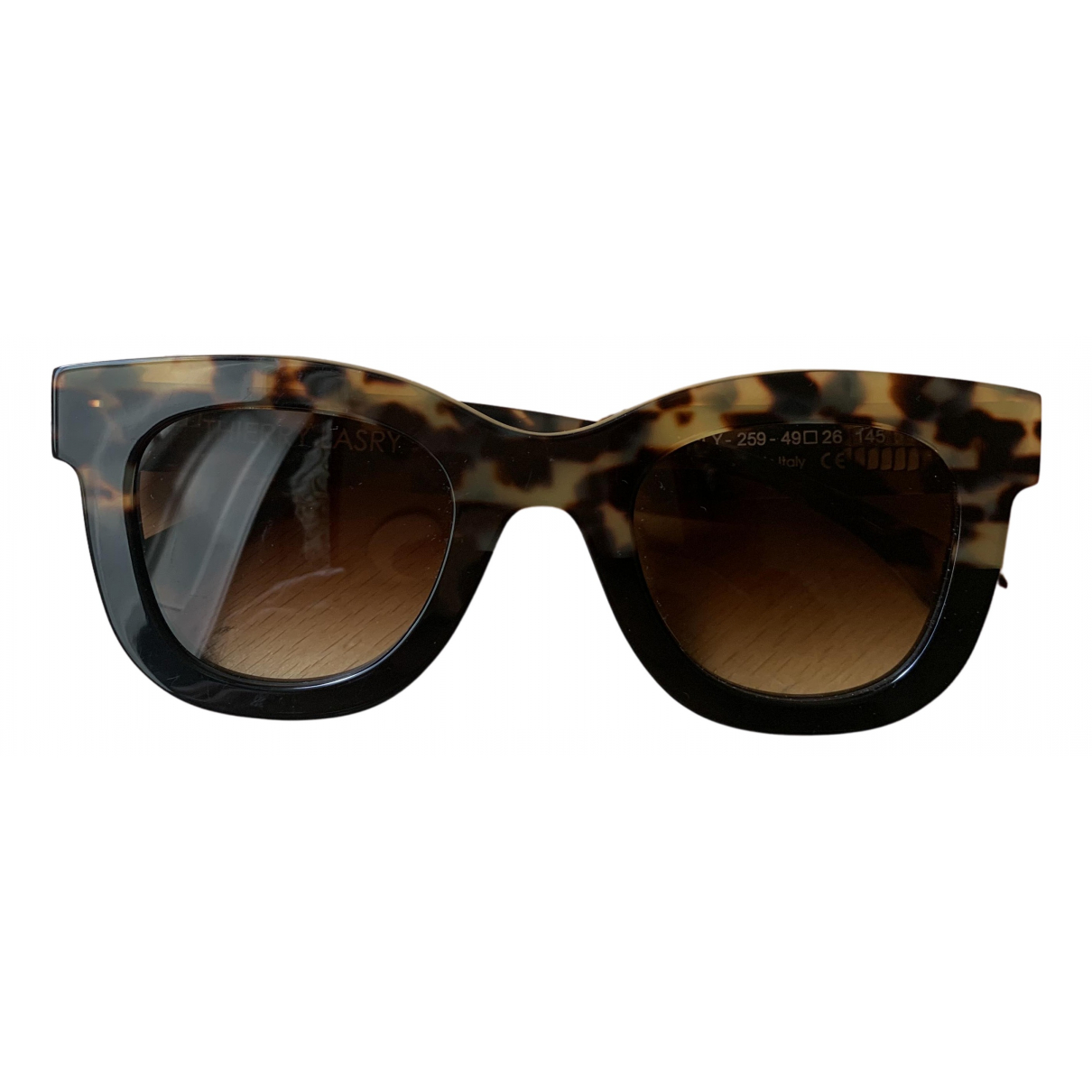 Thierry Lasry \N Brown Sunglasses for Women \N