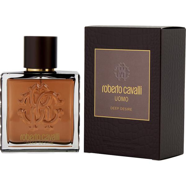 Uomo Deep Desire - Roberto Cavalli Eau de toilette en espray 100 ml