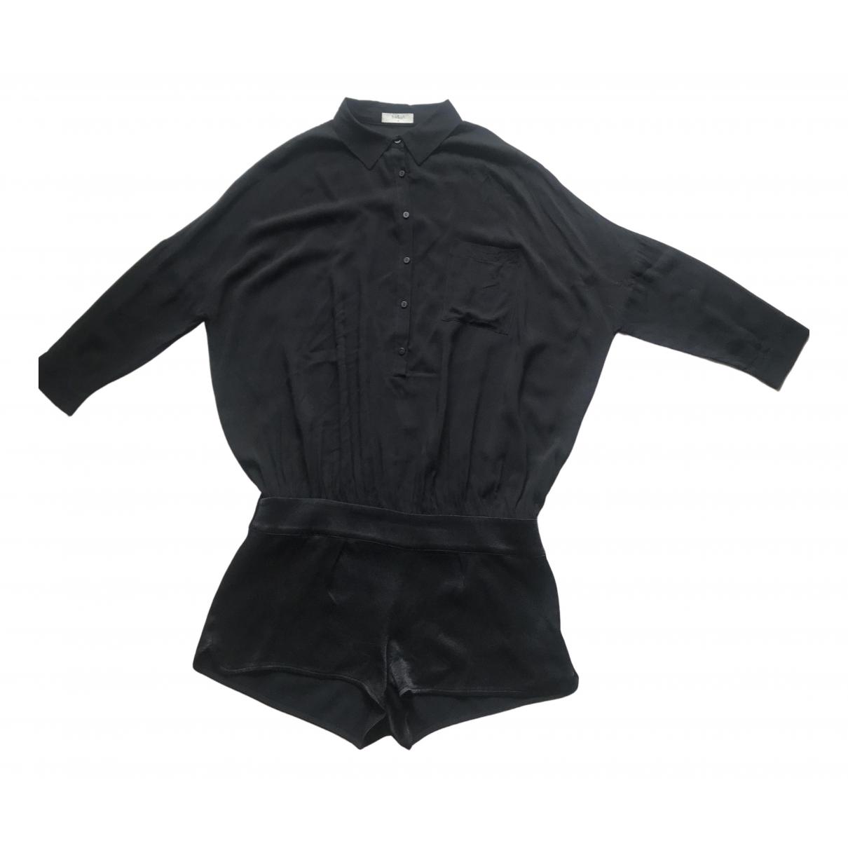 Ba&sh - Combinaison   pour femme en coton - noir