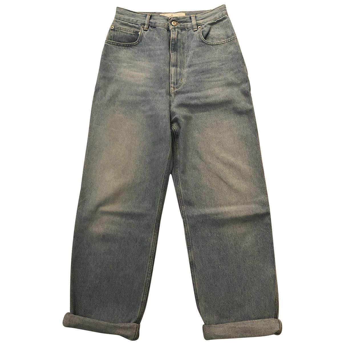 Golden Goose \N Jeans in  Blau Denim - Jeans