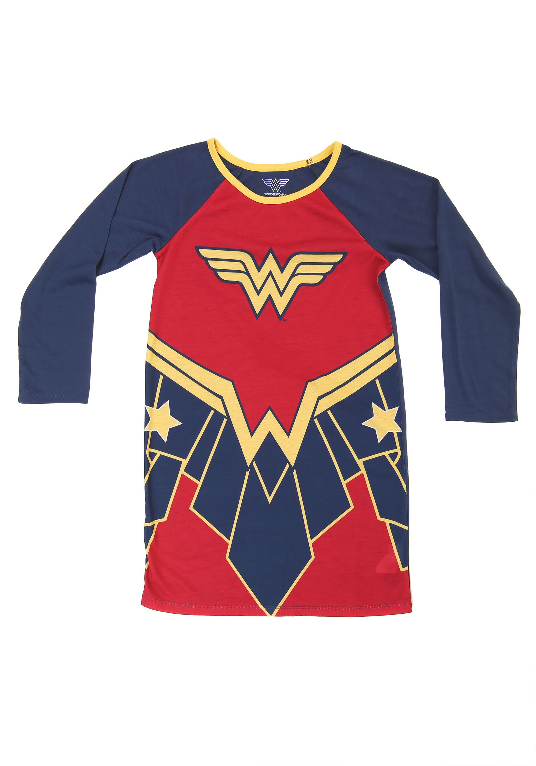 Wonder Woman Girls Nightgown