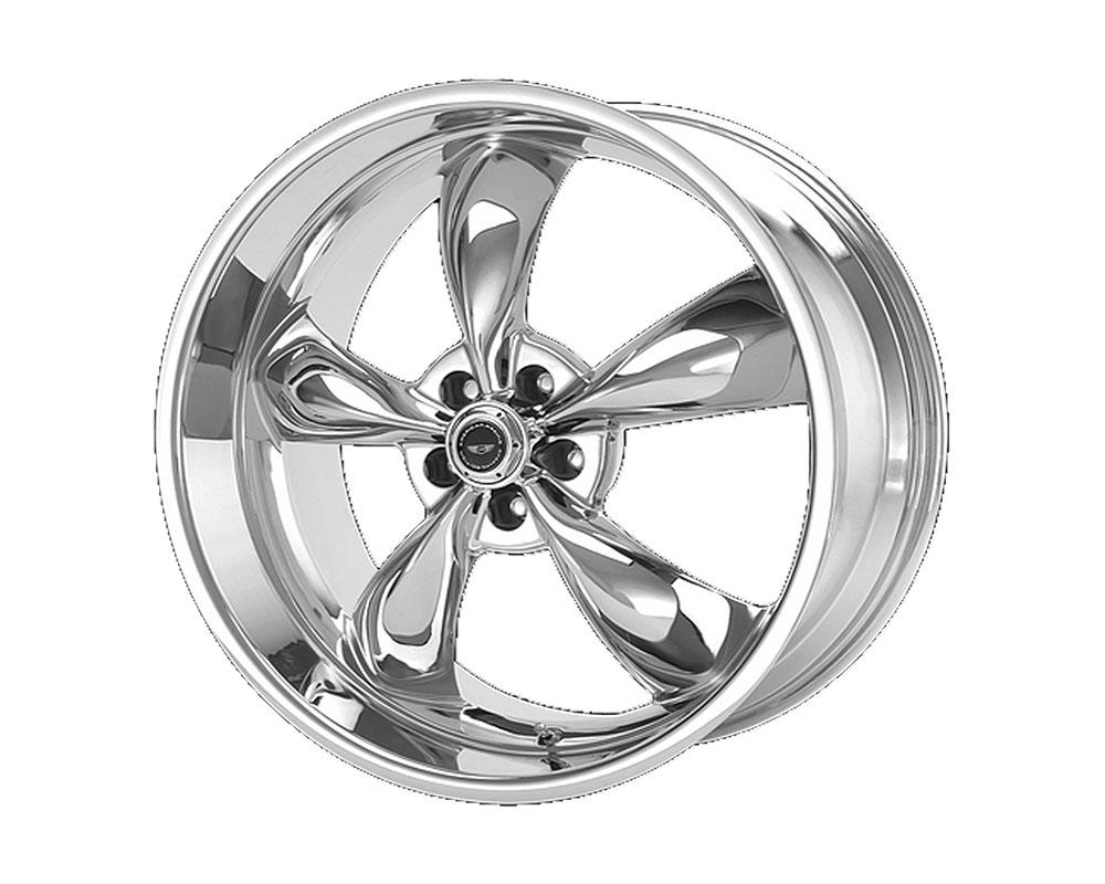American Racing AR605 Torq Thrust M Wheel 18x8 5x5x114.3 +0mm Chrome