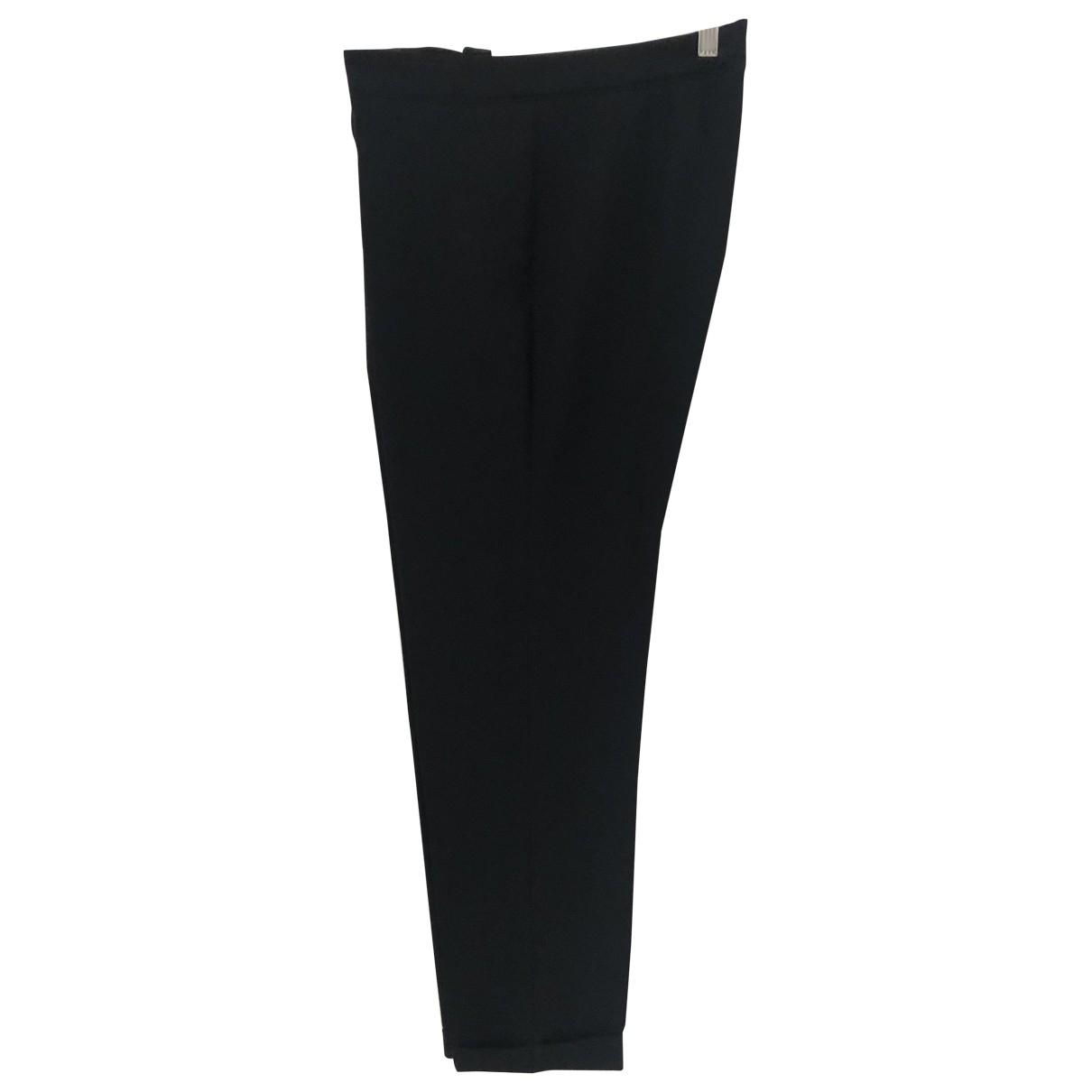 Boss \N Black Trousers for Women 36 FR