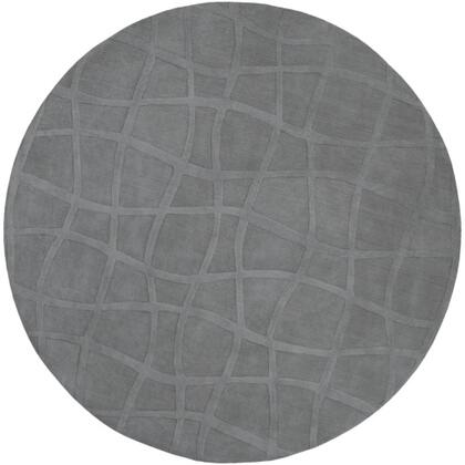 SCU7506-8RD 8' Round Rug  in Medium