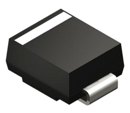 Fagor Electronica , 13V Zener Diode ±5% 3 W SMT 2-Pin DO-214AA (100)