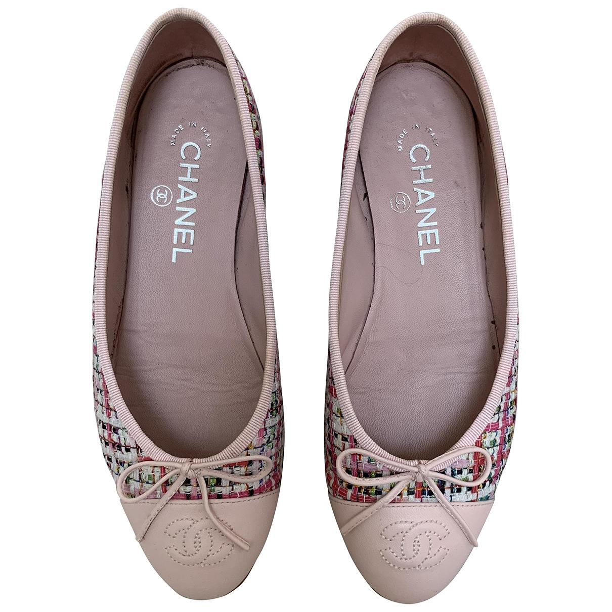Bailarinas Tweed Chanel