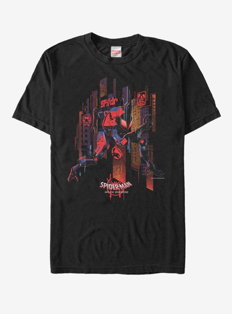 Marvel Spider-Man: Into the Spider-Verse Future Spidey T-Shirt
