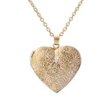 Halsketten mit Herz Anhaenger