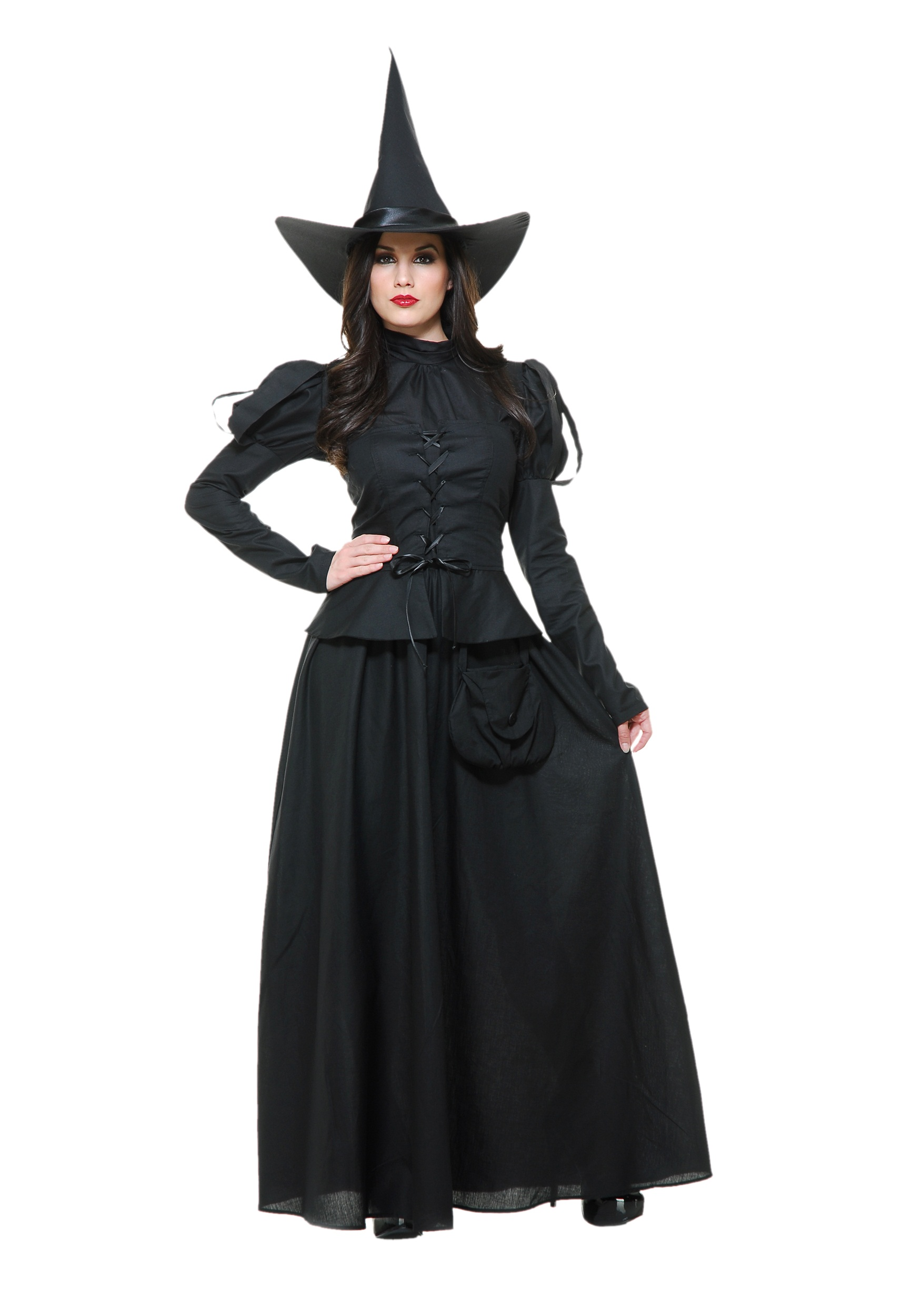 Heartless Witch Costume for Women
