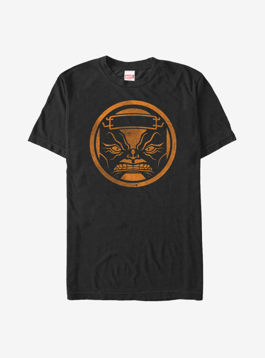 Marvel Modok Orange T-Shirt
