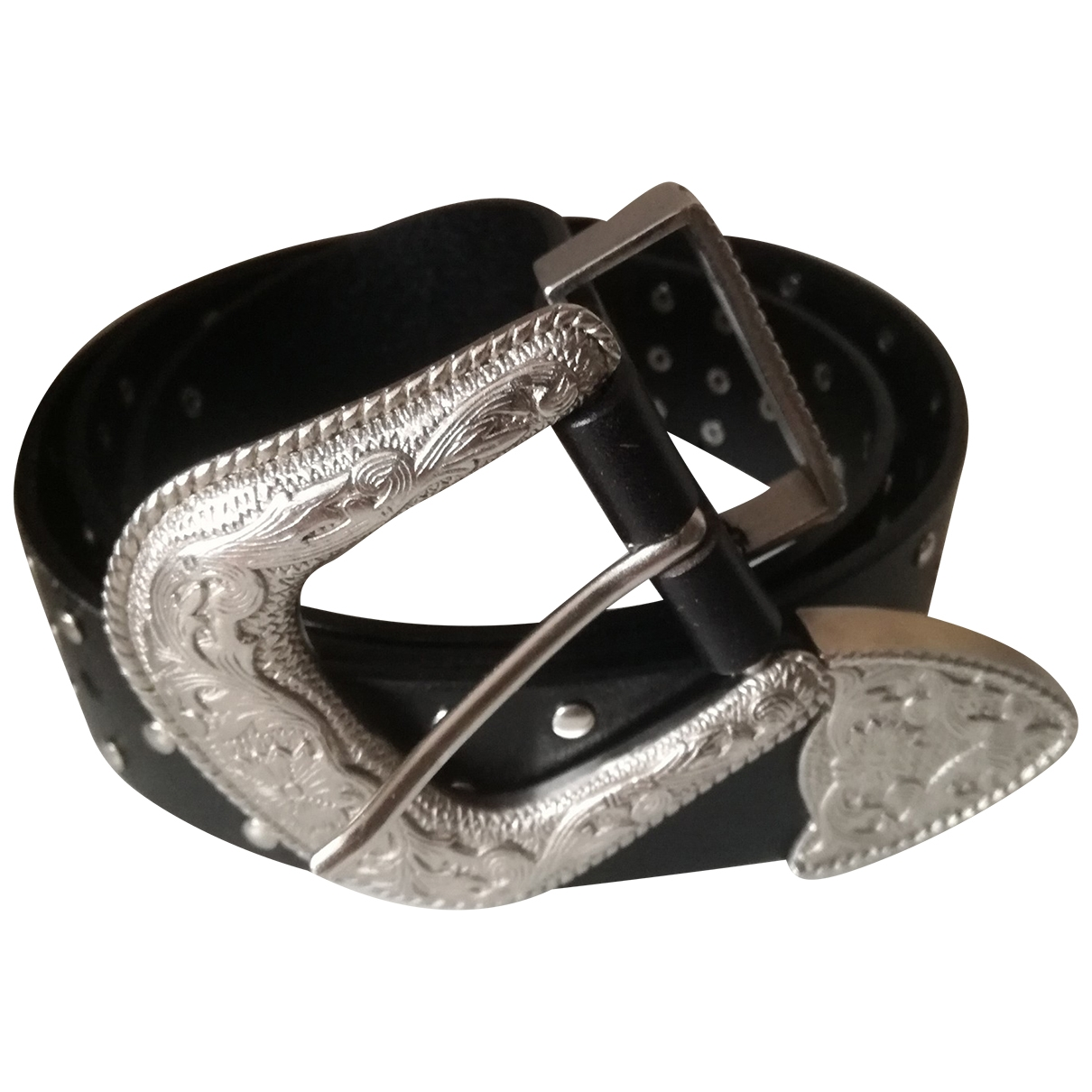 Cinturon de Cuero H&m Studio
