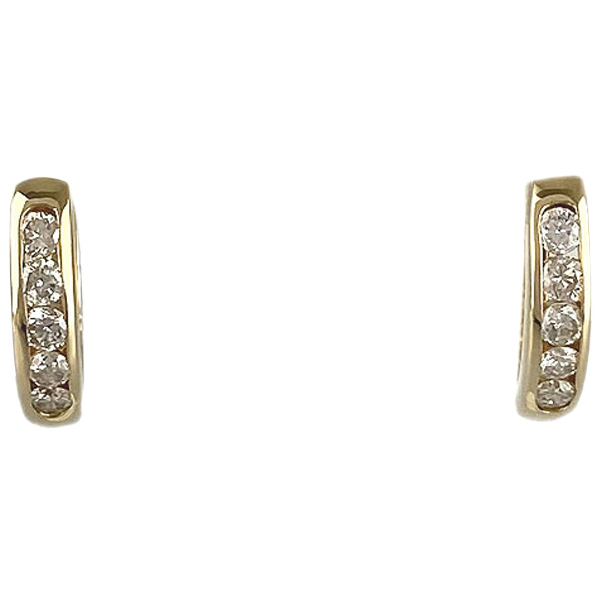 Non Signé / Unsigned N Gold Yellow gold Earrings for Women N