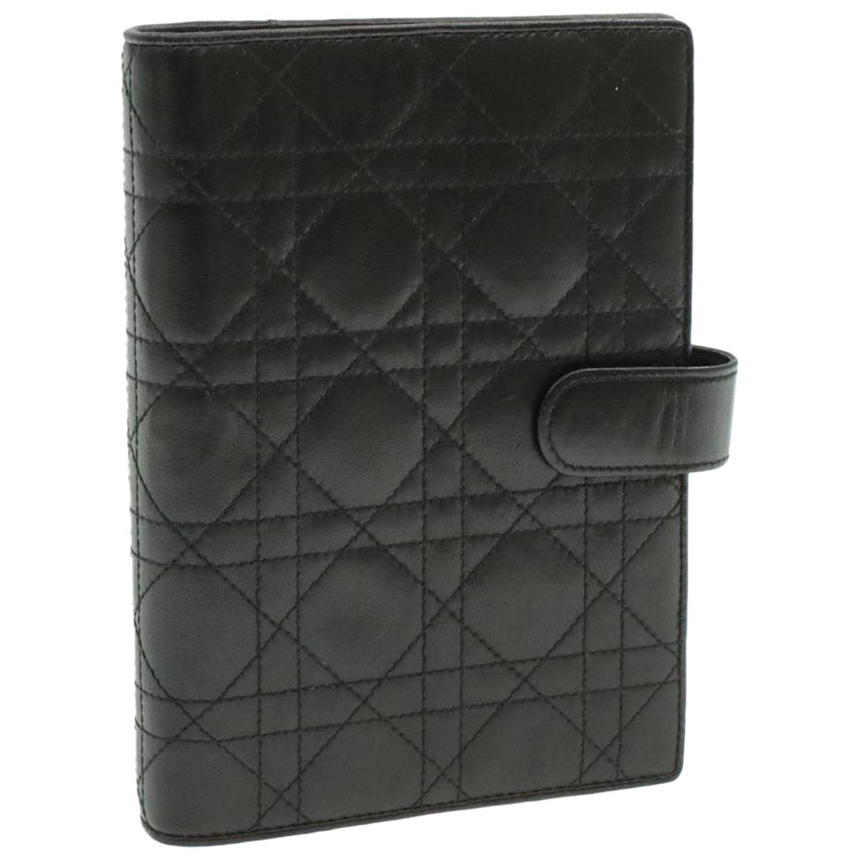Christian Dior \N Black Leather Home decor for Life & Living \N