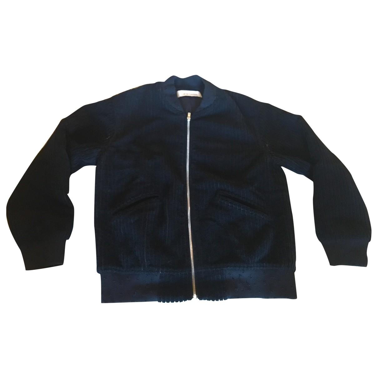 Iro - Veste   pour femme en laine - noir