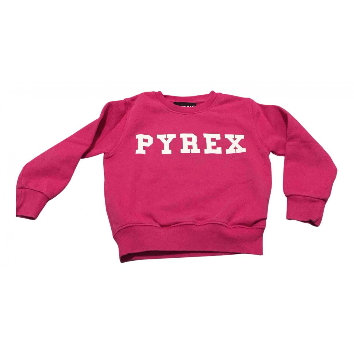 Pyrex - Pull   pour enfant en coton - rose