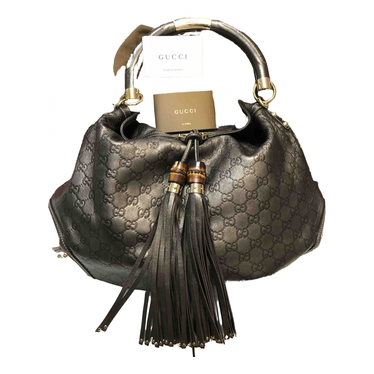 Gucci Indy Leather handbag for Women \N