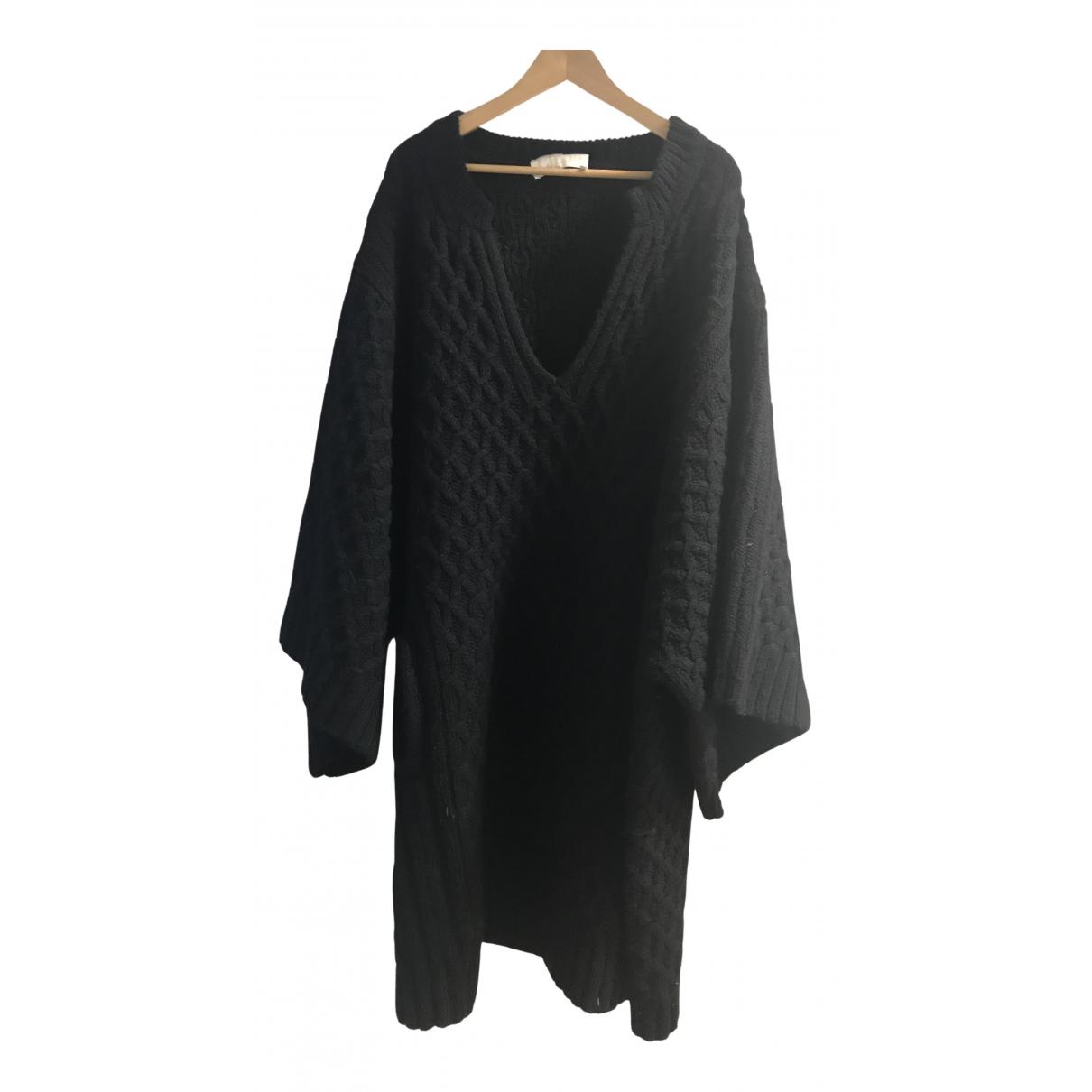 Chloe \N Pullover in  Schwarz Wolle