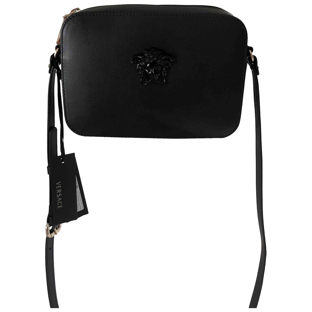Bandolera de Cuero Gianni Versace
