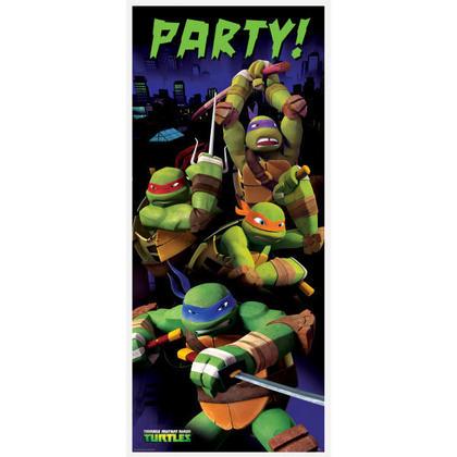 Teenage Mutant Ninja Turtles Door Poster, 27