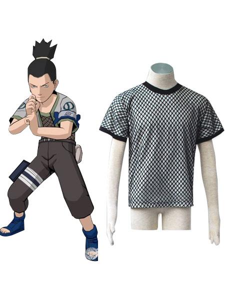Milanoo Halloween Naruto Cosplay traje Ninja en Top