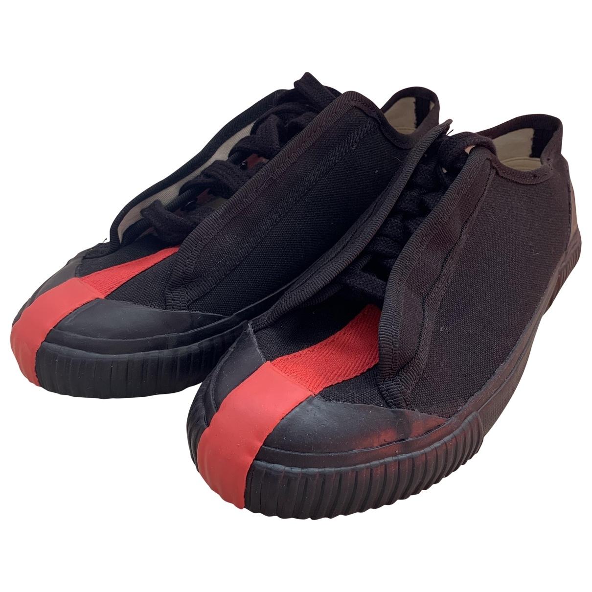 Craig Green - Baskets   pour homme en toile - noir