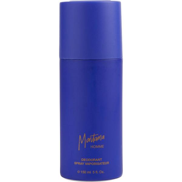 Montana - Montana desodorante en espray 150 ml
