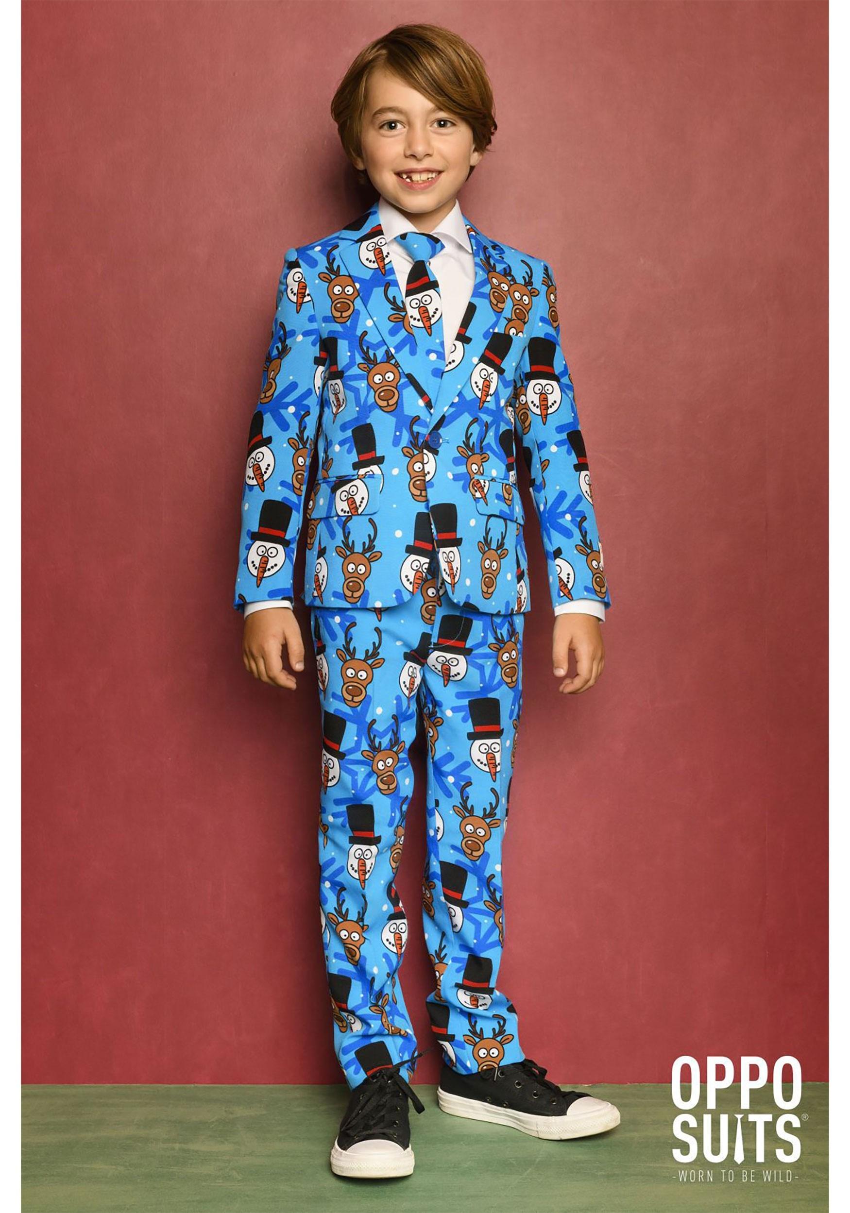 Opposuits Boys Winter Winner Suit