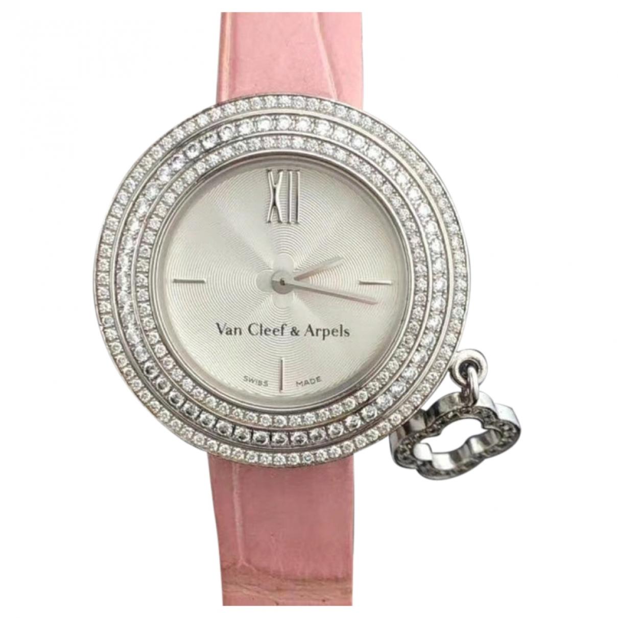 Reloj Charms de Oro blanco Van Cleef & Arpels