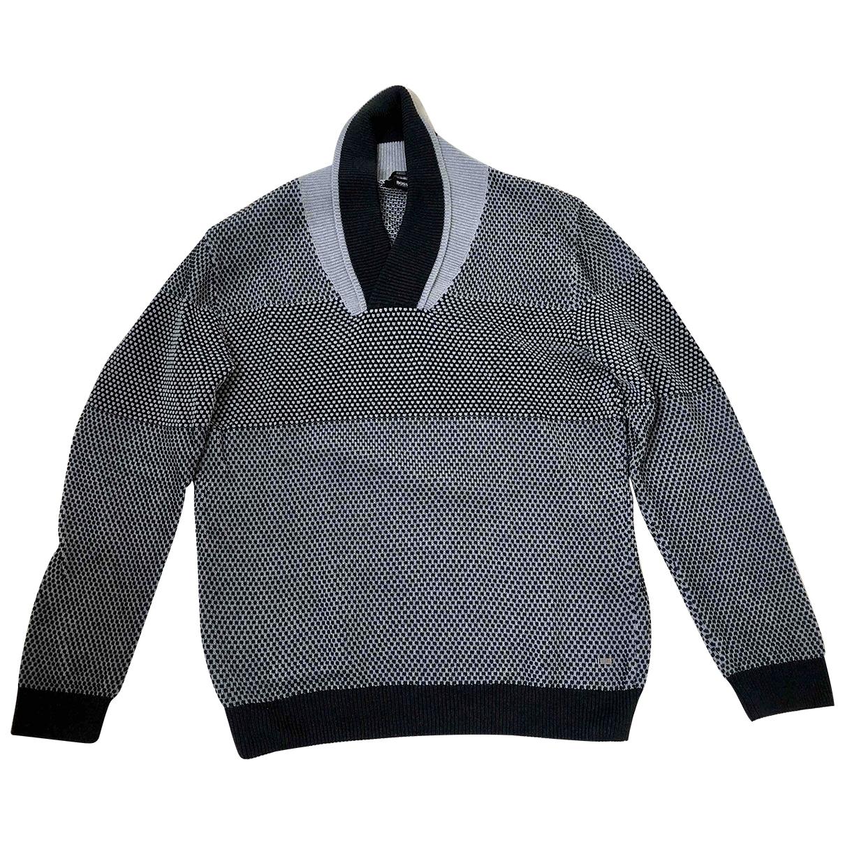 Boss \N Grey Cotton Knitwear & Sweatshirts for Men XL International