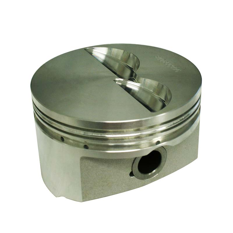 Pro Max Pistons; Chevy 262-400 2618 Forged 23 Degree Flat Top -5.0cc Howards Cams 840655305R 840655305R