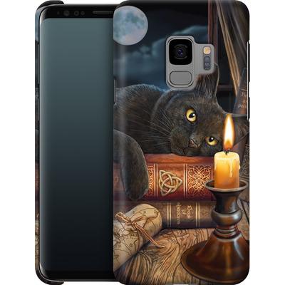 Samsung Galaxy S9 Smartphone Huelle - Witching Hour von Lisa Parker
