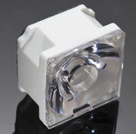 Ledil FA11909_CXM-RS, Rose Lens Assembly, 16 → 18 ° Spot Beam (4)