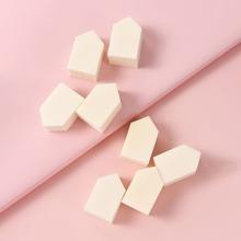 8 piezas puff de polvo geometrico