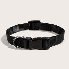 1 Stueck Hund Halsband mit Schnalle