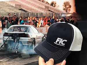 Fuel Injector Clinic Hat Hat