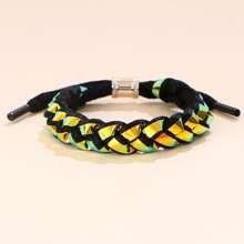 Colorful Braided Bracelet