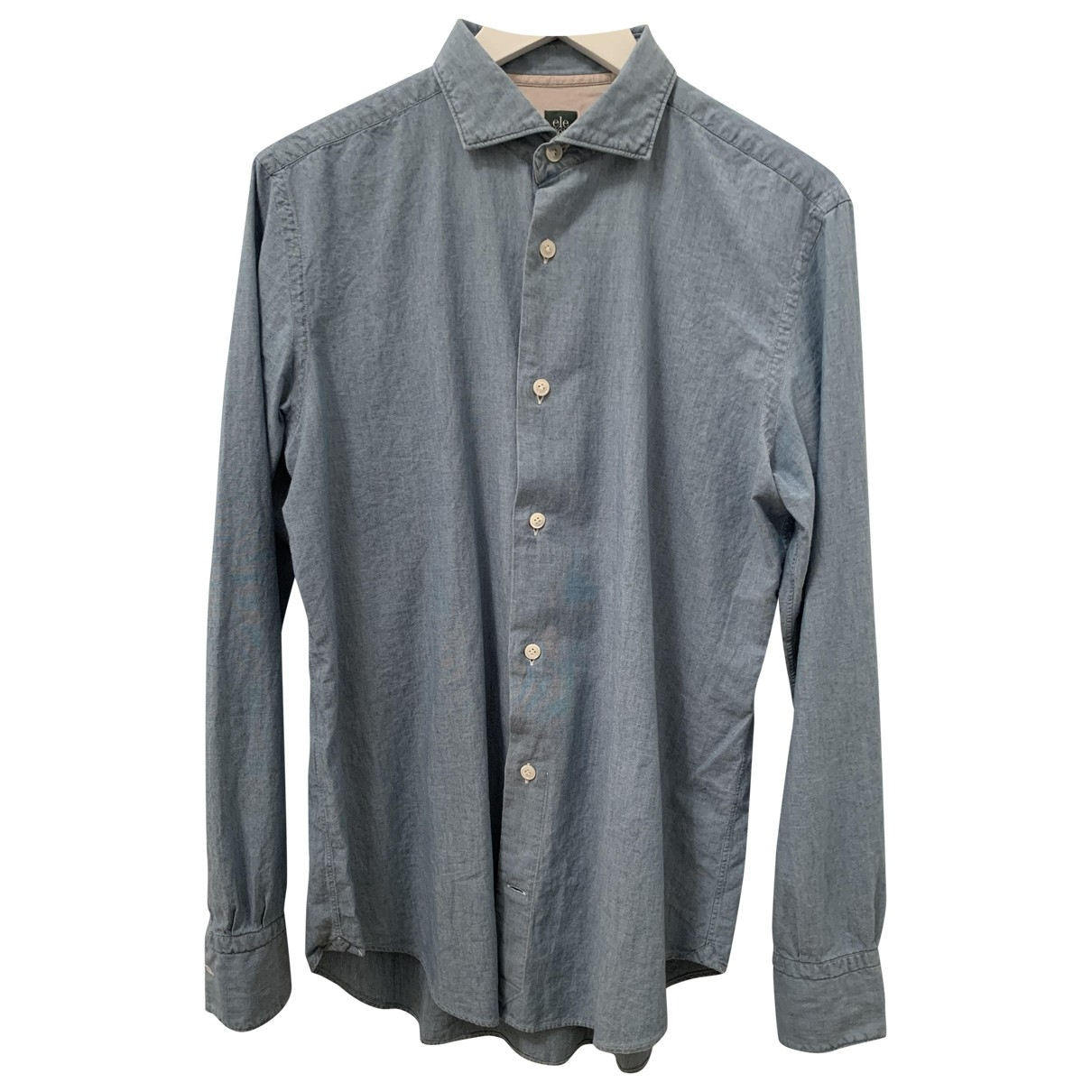 Eleventy \N Hemden in Baumwolle