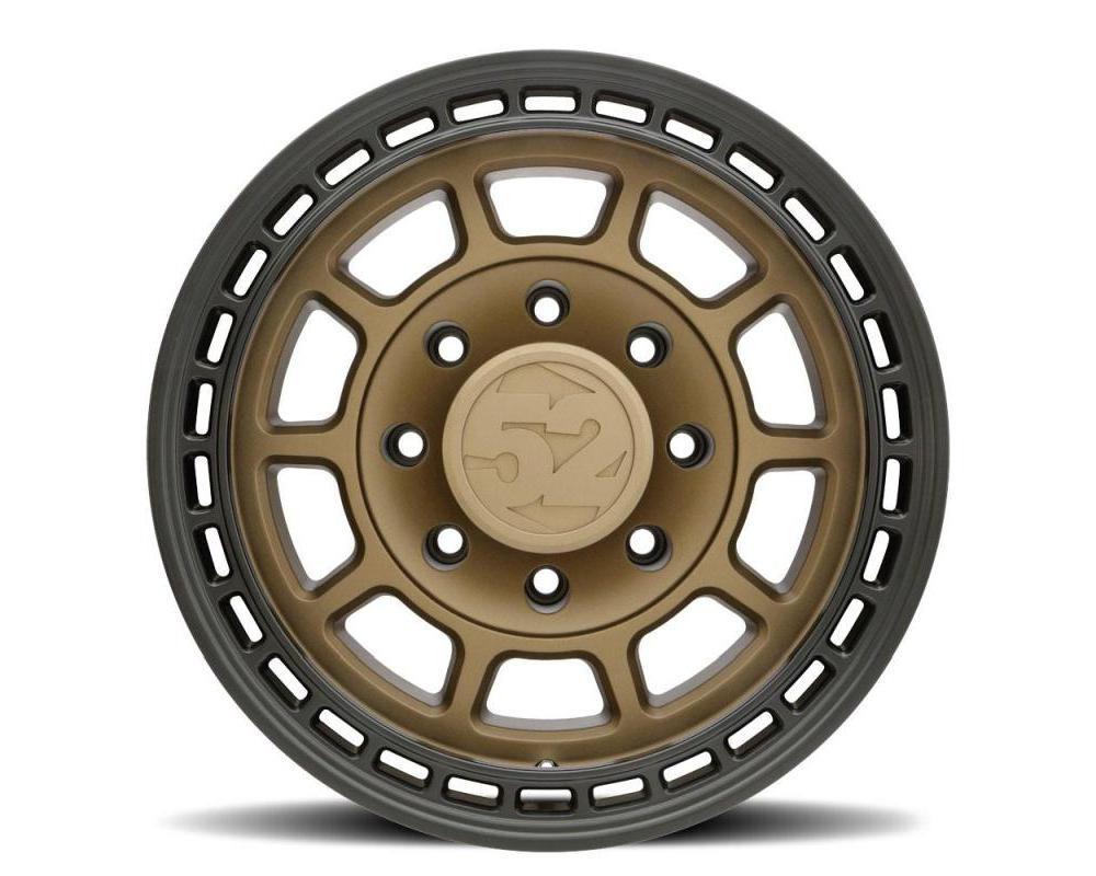 Fifteen52 Traverse HD Wheel Block Bronze 17x8.5 5x127|5x5 0mm