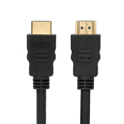 HDMI to HDMI 10Ft cable Premium 3D,1.4, 24K Gold Plated - PrimeCables® - 4/Pack