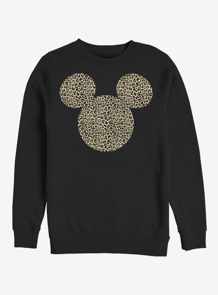 Disney Mickey Mouse Animal Ears Sweatshirt
